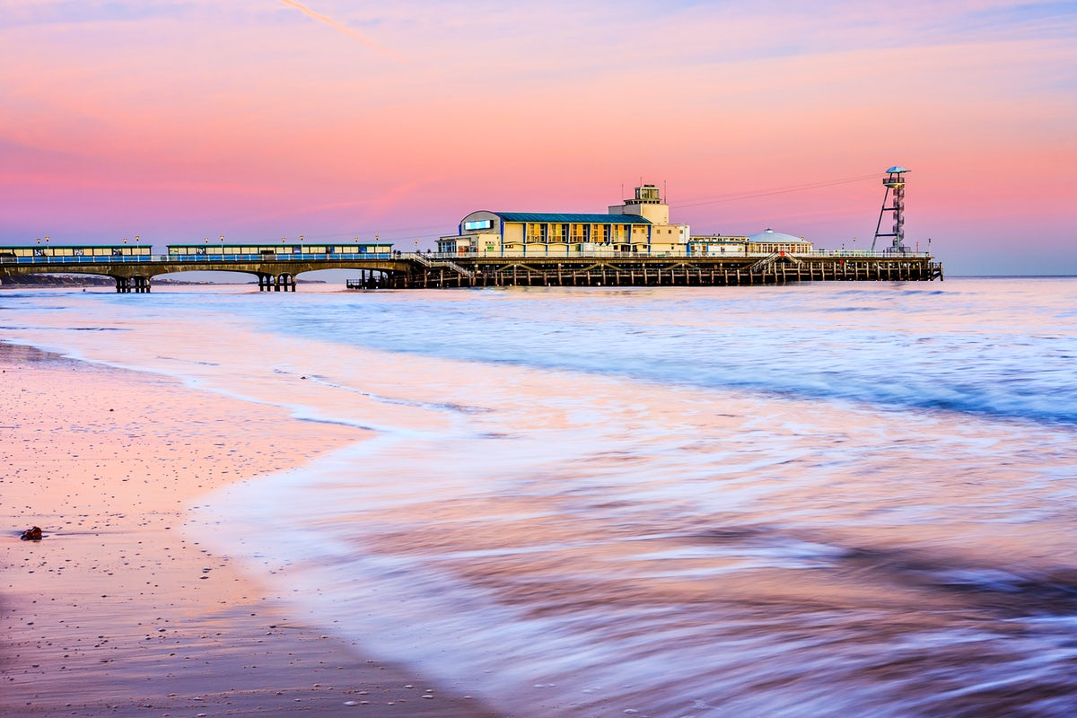 Dorset seaside cities - Bournemouth
