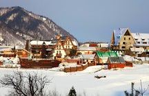 Khor Tagna dans la région d'Irkoutsk, la dernière citadelle des vieux croyants