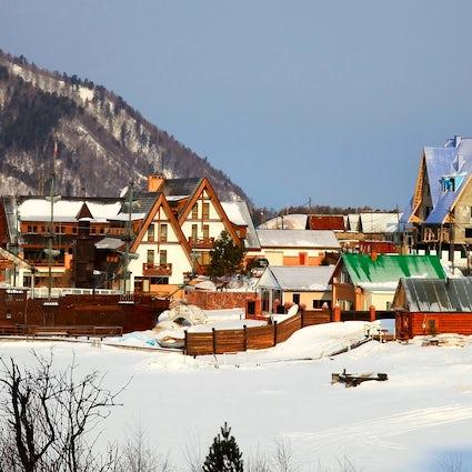 Khor Tagna en la región de Irkutsk, la última ciudadela de los antiguos creyentes
