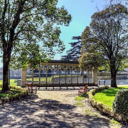 La Taconera – Pamplona's oldest park and its lost symbols