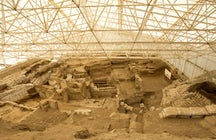 A glimpse of the Neolithic era, Çatalhöyük!