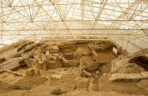 A glimpse of the Neolithic era, Çatalhöyük!