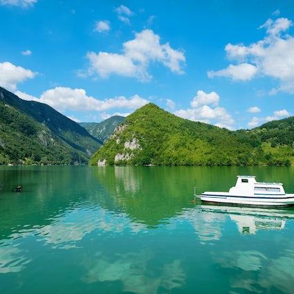 Un crucero en el río Drina que inspiró a un Nobel