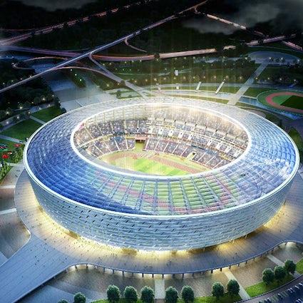Football holiday in Baku
