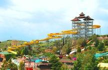 Aquaparki wykonane z marzeń w Kuşadası!
