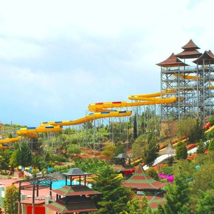 Aquaparks made of dreams in Kuşadası!