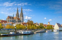 A Day in Series: Regensburg!