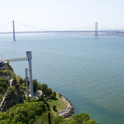 A visit to Cacilhas 2 - fantastic sights of the Tejo