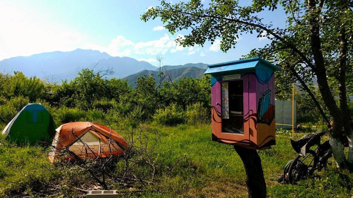 Ecotourism in Kapan & Arajadzor