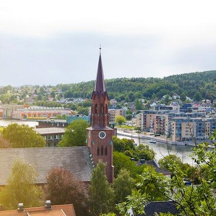 Norway's oldest town Tønsberg is still relevant