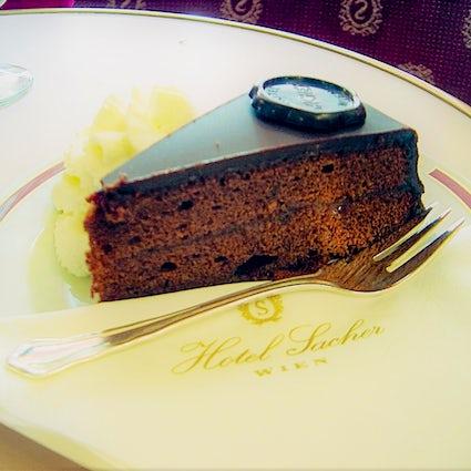 """""""Sacher Torte"""", reine des gâteaux au chocolat"""