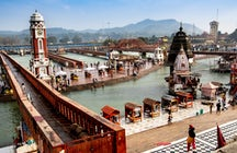 River Ganges, Haridwar: pure bliss and nirvana