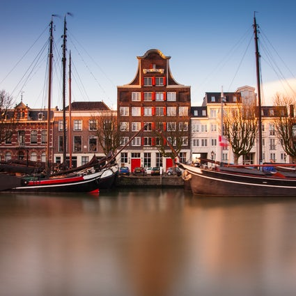 Dordrecht: The most Ancient City in the Netherlands