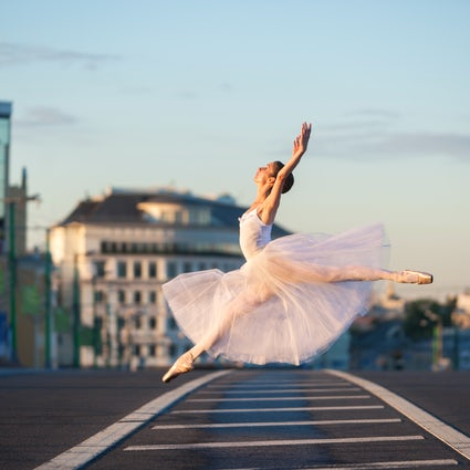 Ballet in Krasnoyarsk, a dance performance like no other