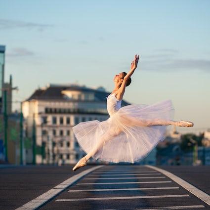 Ballet in Krasnoyarsk, a dance performance like no other