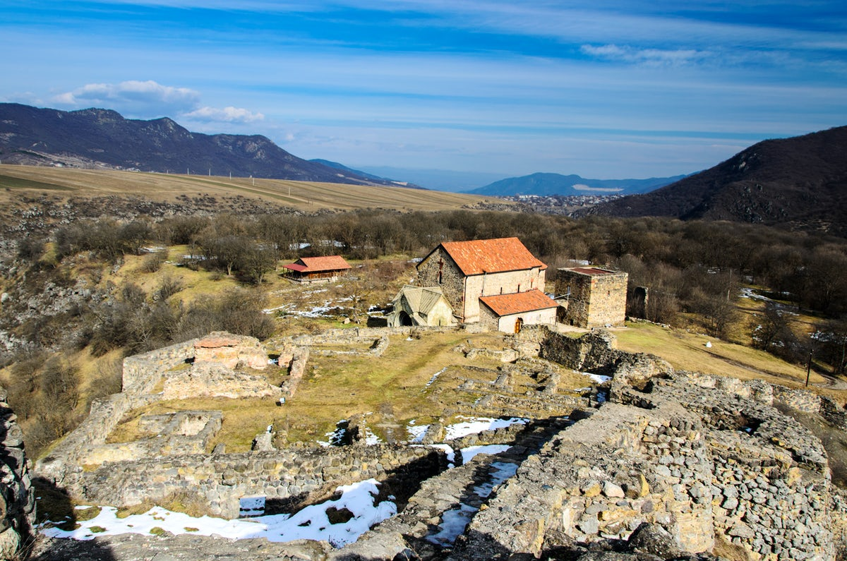 Dmanisi: where the first Europeans come from