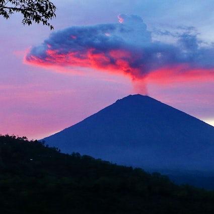 Las vistas y el ambiente en Amed, Bali Oriental