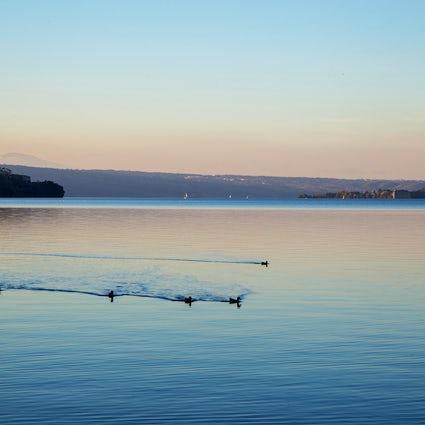 Una encantadora excursión de un día en el lago Bolsena