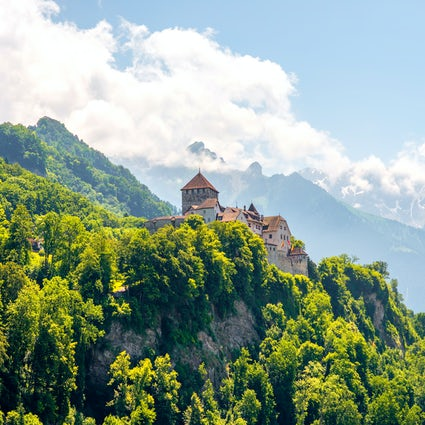 Le Liechtenstein, dernier vestige de l'Empire Romain