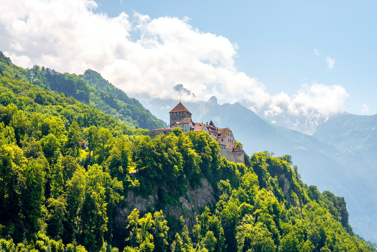 Liechtenstein: where the last Romans live