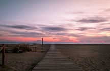 Castelldefels, an ideal place to escape Barcelona