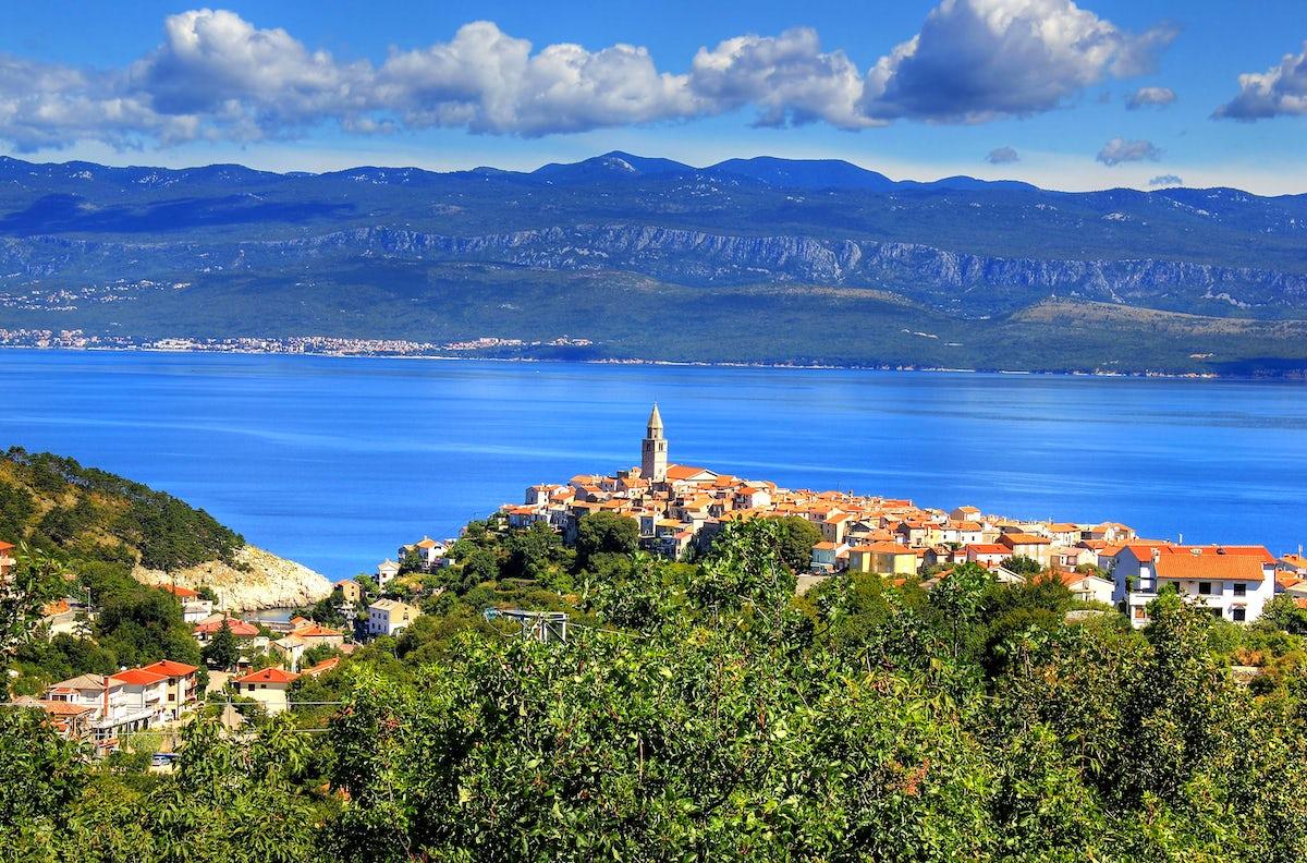 Krk island: much more than beautiful beaches
