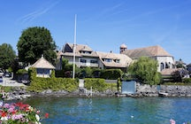 Coppet: A charming town on the shores of Lake Geneva