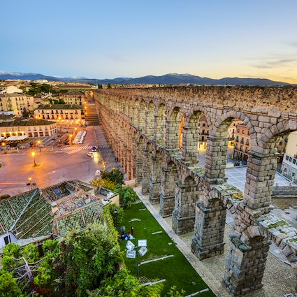Sightseeing in Segovia, a medieval escape