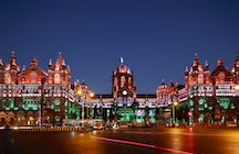 Chhatrapati Shivaji Terminus, Mumbai: not just a railway station