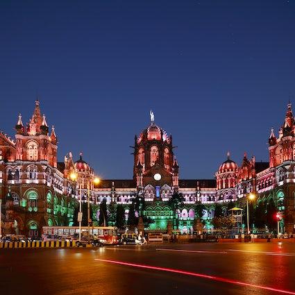 Chhatrapati Shivaji Terminus, Mumbai: no es sólo una estación de tren