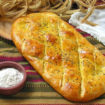 Cozinha do Azerbaijão:tandir bread