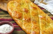Cuisine of Azerbaijan:tandir bread