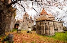 Medieval Monasteries - Sanahin and Haghpat