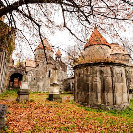 Medieval Monasteries - Sanahin and Haghpat