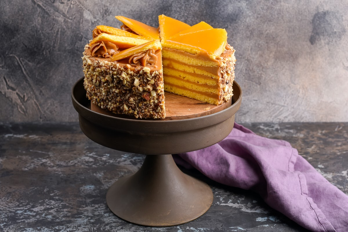 The 135-year-old Hungarian dessert - Dobostorta