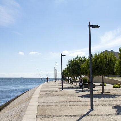 De Algés a Belém - um belo passeio à beira-rio