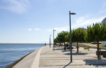 From Algés to Belém - a lovely riverside walk
