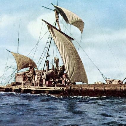 Museo Kon-tiki y Thor Heyerdahl
