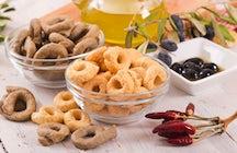 Taralli - Apuliens beliebtestes Fingerfood