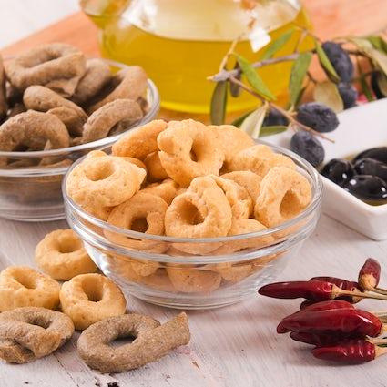 Taralli - Apulië's populairste fingerfood