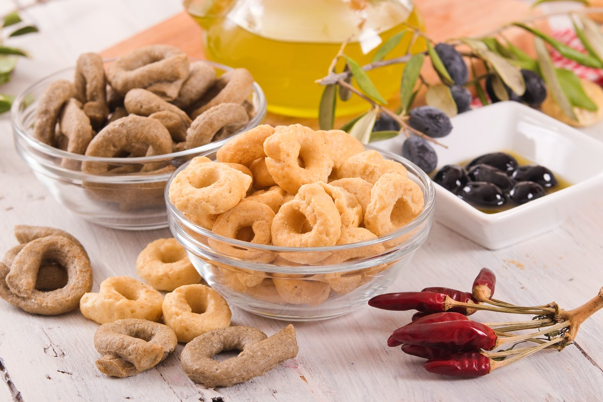 Taralli – Apulia's most popular fingerfood
