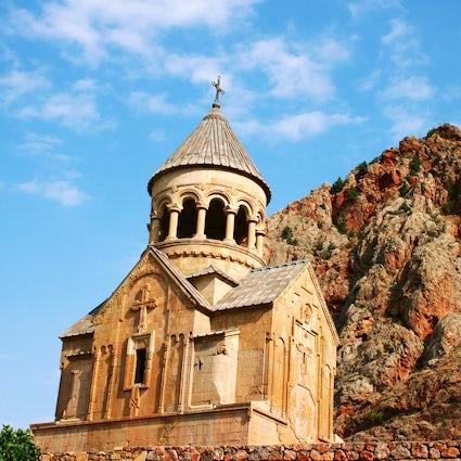 Effleurez le ciel au monastère de Noravank