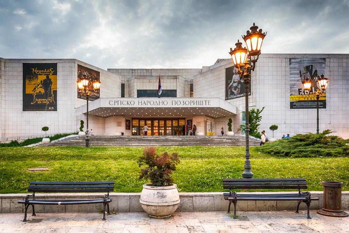 A classy encounter with Serbian National Theatre in Novi Sad