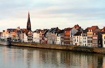 Maastricht : la plus ancienne ville des Pays-Bas