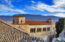St. Sophia, Ohrid- the most special among 365 churches