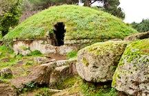 Etruskische Geschichte in Cerveteri