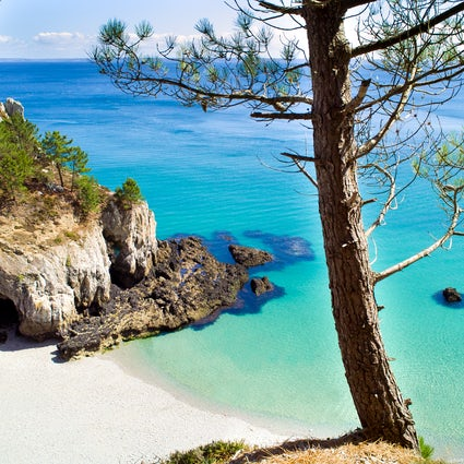 An amazing Crozon peninsula