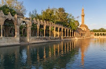 The city of the Prophet Abraham, Şanlıurfa