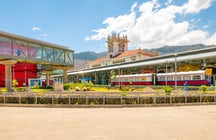 Dos caminhos-de-ferro antigos aos modernos teleféricos - La Paz