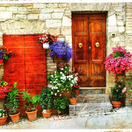 Spello: A Heaven For Flower Lovers